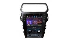 Carmedia ZF-1263-S3-DSP Головное устройство для Ford Explorer на Android (Tesla)