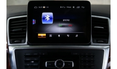 Carmedia XN-M8001 штатная магнитола для Mercedes ML W166, GL X166 (2012-15) Android