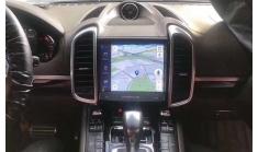 Carmedia XN-P8002 штатная магнитола для Porsche  Cayenne (2015-17) Android