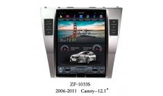 Carmedia ZF-1033 Головное устройство для Toyota Camry V40 (2006-11) на Android (Tesla)