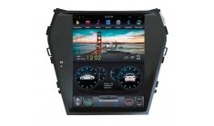 Carmedia ZF-1157 Головное устройство для Hyundai Santa Fe (2012+) на Android (Tesla)