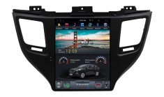 Carmedia ZF-1075 Головное устройство для Hyundai Tucsan (2016+) на Android (Tesla)