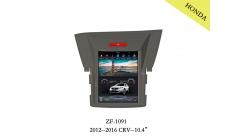 Carmedia ZF-1091 Головное устройство для Honda CR-V (2012-16) на Android (Tesla)