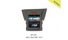 Carmedia ZF-1091-DSP Головное устройство для Honda CR-V (2012-16) на Android (Tesla)