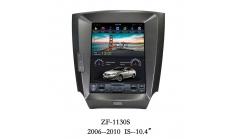 Carmedia ZF-1130 Головное устройство для Lexus IS (2006-10) на Android (Tesla)