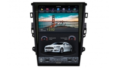 Carmedia ZF-1201-S2-DSP Головное устройство для Ford Mondeo 5 (2015+) климат на Android (Tesla)