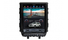 Carmedia ZF-1205 Головное устройство для Toyota Land Cruiser 200 (2015+) на Android (Tesla)