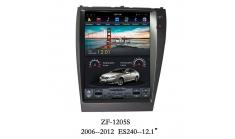 Carmedia ZF-1118H-DSP Головное устройство для Lexus ES-240 (2006-12) на Android (Tesla)