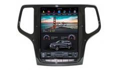 Carmedia ZF-1217 Головное устройство для Jeep Grand Cherokee (2014+) на Android (Tesla)