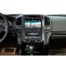 Carmedia ZF-1220 Головное устройство для Toyota Land Cruiser 200 (2007-15) Elegance на Android (Tesla)