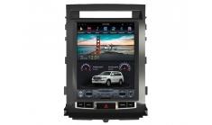 Carmedia ZF-1220-DSP Головное устройство для Toyota Land Cruiser 200 (2007-15) Elegance на Android (Tesla)