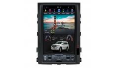 Carmedia ZF-1806H Головное устройство для Toyota Land Cruiser 200 (2007-15) High на Android (Tesla)
