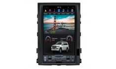 Carmedia ZF-1816H-DSP Головное устройство для Toyota Land Cruiser 200 (2007-15) High на Android (Tesla)